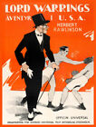 Decor POSTER.Office Home room Art Design.Lord Warrings.Boxing.Fashion USA.6844