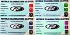 200 Nitrile Surgical Examination Gloves Available in XS. S. M. L.