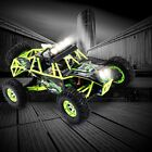 Original Wltoys 12428 1/12 2.4G 4WD Electric Brushed Crawler RTR RC Car Best CL
