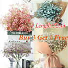 Artificial Silk Gypsophila Baby's Breath Fake Flower Bouquet Home Wedding Decor