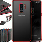 Luxury Protective Clear Ultra Slim Case Cover For Samsung Galaxy S9/ S9+ Plus UK