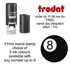 snooker ball Loyalty Card Reward Stamp Self Inking rubber Snooker Pool Club Hall £6.95 GBP on eBay