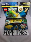Lego Dimensions ADVENTURE TIME Level Pack 71245 Finn the Human NEW Toy Figure