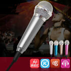 Wired Super Mini Condenser Metal Microphone Stereo Mic for Smartphone PC ws1