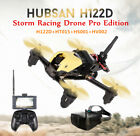Hubsan H122D X4 Storm FPV Racing Drone RC APP Quadcopter With 720P HD Camera US