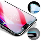 5D Full Cover Tempered Glass Screen Protector For Apple iPhone X 8 7 Plus Guard