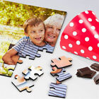 Personalized Printed Your Photo Jigsaw Puzzle Custom Photo Birthday Xmas Gift