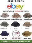 Rothco Military Type Tactical Adjustable Boonie Hat Cap One size fits all 52556