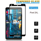 3D Curved Full Tempered Glass Screen Protector Guard Flim For Google Pixel 2 XL
