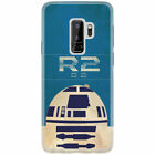 For Galaxy [S9][S9+][S9 Plus] Cover Case Skin Star Wars R2D2 Vint $10.99 USD on eBay