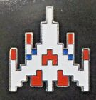 EXCLUSIVE Loot Crate Galaga Starfighter Pin, New, Sealed