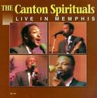 Canton Spirituals - Live In Memphis (CD Used Like New)