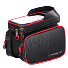 """6.2"""" Touch Screen Waterproof Cycling Bike Bicycle Front Frame Holder Bag Pouch"""
