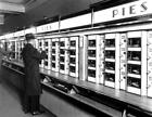 "1936 Automat, 8th Ave, Manhattan, NYC Vintage Old Photo 8.5"" x 11"" Reprint"