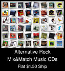 Alternative Rock(9) - Mix&Match Music CDs U Pick *NO CASE DISC ONLY*