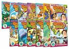 Buck Denver Asks What's In The Bible Complete Serie Lot DVD Set Collection Jesus