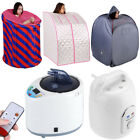 Внешний вид - Portable Steam Sauna Spa Machine Tent Indoor Home Weight Lose Spa Detox Therapy
