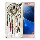 Colorful Fruits Ice Cream Dream Catcher Boho Soft Cover Case Fits Samsung Galaxy