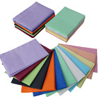 3 Ply 13x18 Dental Bibs Tattoo Towels Sheets - (Made In Europe) Choose Color/Qty