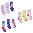 Joules Junior Girls Bamboo/Cotton Pack Of 3 Socks