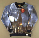 Harry Potter Hogwarts Damen Pullover Sweat-Shirt Fotoprint S 34-36 Primark