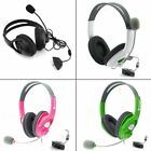 Gaming for XBOX 360 Headphone Over Ear Live Stereo Headset with Microphone CH