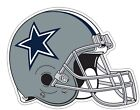 Dallas Cowboys NFL Logo Vinyl Decal Sticker - You Pick Size