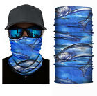Face Balaclava Scarf Neck Fishing Shield Sun Gaiter Uv Headwear Mask 34 Styles