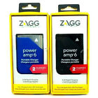 ZAGG Power Amp 6 Universal New 6,000mAh Battery Charger for Smartphones