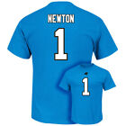 Cam Newton Carolina Panthers Adult Eligible Receiver Tee - NWT - FREE SHIP! $5.99 USD on eBay