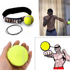 Fight Ball &Head Band Elastic Reflex Speed Training Boxing Punch Exercise Sport