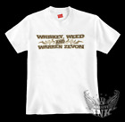 WHISKEY, WEED & WARREN ZEVON Hank Moody Californication FAN T-Shirt ALL SIZES