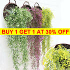 Artificial Ivy Vine Fake Foliage Flower Hanging Leaf Garland Plant Decoration