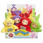 "Teletubbies 6"" Super Soft Collectable Plush Po, Dipsy, Tinky Winky OR Laa Laa"