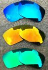 IR.Element Top 10 Polarized Replacement Lenses for-Oakley Fuel Cell OO9096 Opt