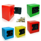 Gift for Children Lock Money Box Code Safe Coin Cash Funny Saving Piggy Bank BE
