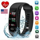 blood pressure wrist watch - Sports Blood Pressure Oxygen Heart Rate Fitness Smart Watch Wrist Band Bracelet