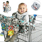 Trolly seat cover Universal fit, fits shopping trolly, highchair & swing