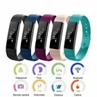 Bluetooth Smart Bracelet Heart Rate Monitor Fitness Activity Tracker Watch Smart