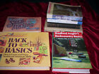 Lot 7 Survival Homesteading Books Back to Basics Bradford Angier Alas Babylon ++