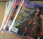 Xena topps The Official Magazine Your Choice image