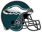 "Philadelphia Eagles Helmet NFL Vinyl Decal / Sticker - You Choose Size 2""-34"" $31.99 USD on eBay"
