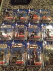 Star Was Attack of the Clones 12 figues mint in package