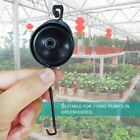 10pcs Retractable Plant Yoyo with Stopper Support Hanger Hydroponic Grow#K