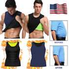 Men Body Slimming Tummy Belly Shaper Underwear shapewear Waist Girdle Shirt Vest
