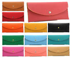 Long Envelope Wallet Cash Coins Cell Card Organizer Holder Purse Clutch Case image