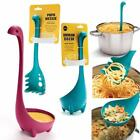 2 x Dinosaur Soup Spoons Pasta Fork Monster Nessie Spoon Kitchen Tool