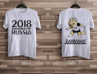 T Shirt wordl cup FIFA 2018 Rusia 2018 white