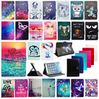 "Luxury 2018 Amazon Kindle Fire 7""8""10"" Universal PU Leather Case Cover NEW"