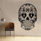 Day of the Dead Skull wall sticker gothic horror